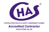 Metrix Contractors are accredited by the Contractors Health and Safety Assessment Scheme