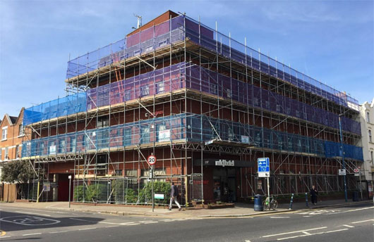Metrix Contractors, Commercial Building Services in Sussex